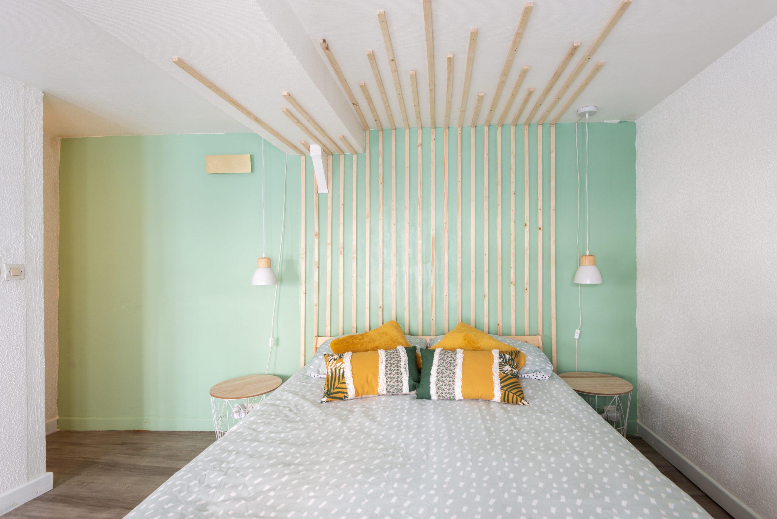 Lit, chambre - Elahé Déco - Lille, Hauts de France